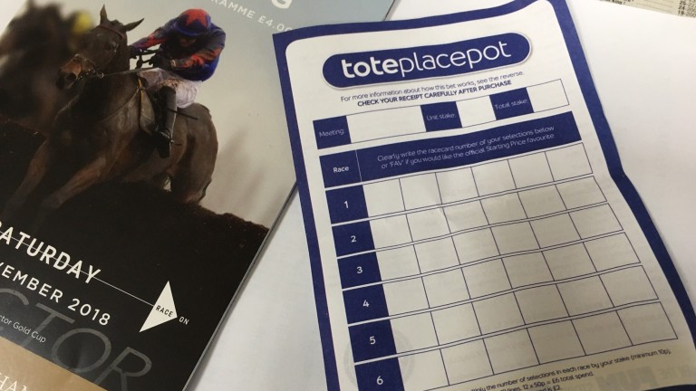 Britbet will be promoting the Placepot at the Cheltenham Festival