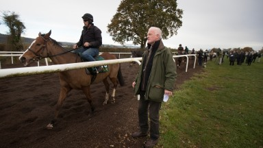 Willie Mullins oversees his string at Closutton with the big winter races fast approaching