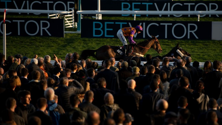 First Assignment eases to victory at Cheltenham last weekend