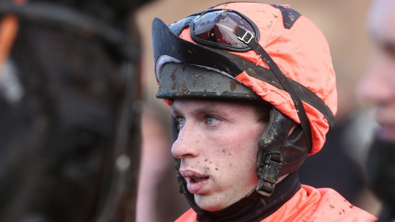 Paddy Kennedy: fancies his chances in the Irish Grand National