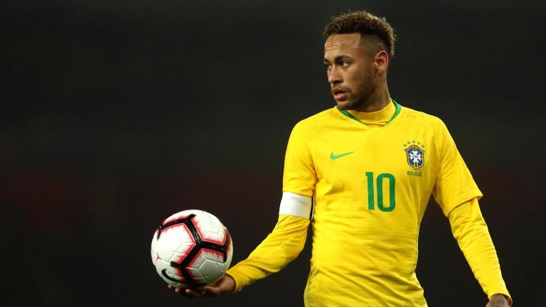 Brazilian superstar Neymar