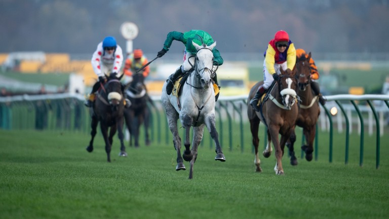 Bristol De Mai and Daryl Jacob storm home to land a repeat Betfair Chase
