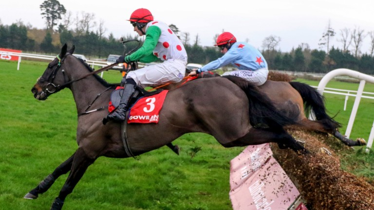 Drumconnor Lad: victory at Ayr would give him a 5lb penalty and a chance of making the field for the Brown Advisory & Merriebelle Stable Plate Handicap Chase