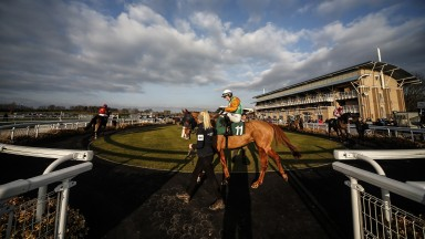 Warwick racecourse: racing on Thursday, replacing sidelined Towcester
