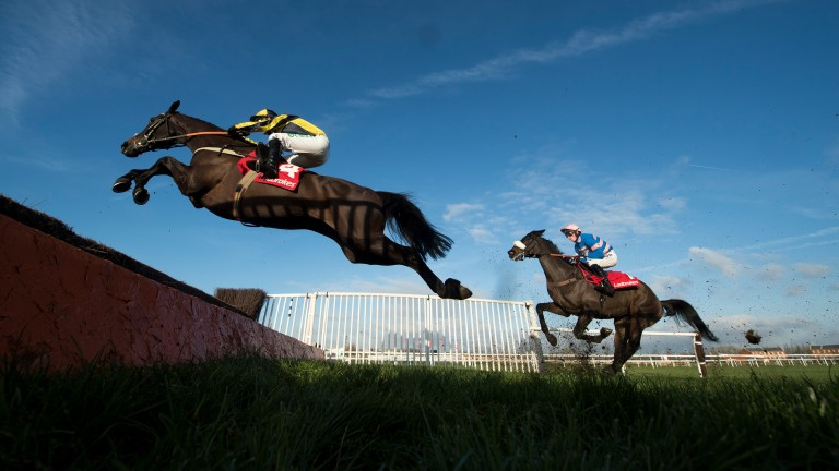 Newbury: one of the biggest Placepot pools of the season on Saturday