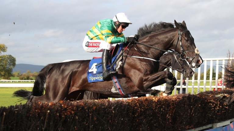 Le Richebourg: is charting a path towards the Dublin Racing Festival