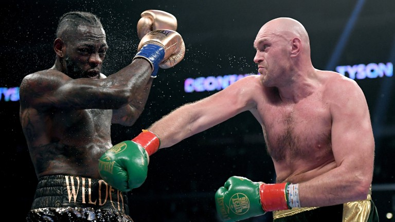 Tyson Fury will rematch Deontay Wilder in February