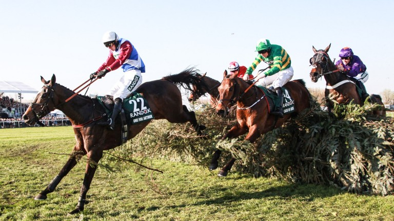 One For Arthur could line up in the Peter Marsh at Haydock