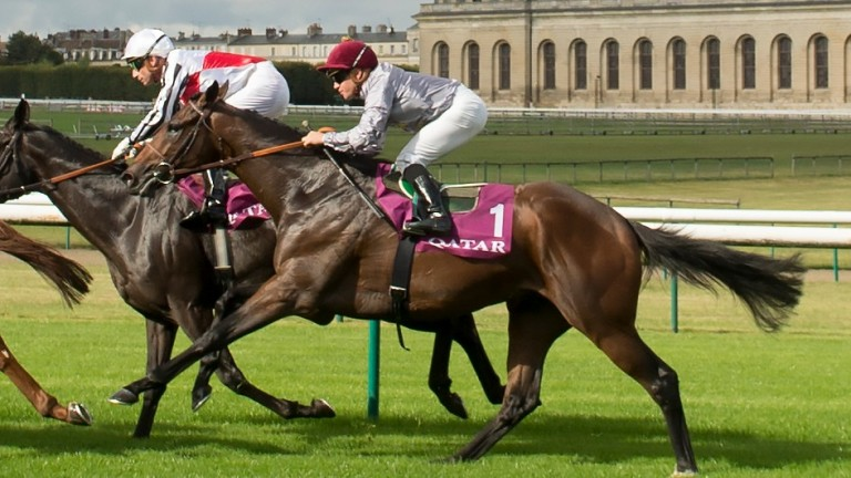 Chantilly: one of the most picturesque courses in France