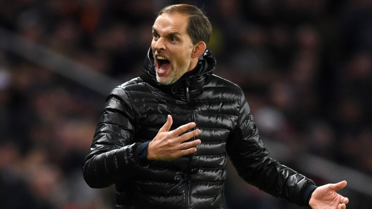 Thomas Tuchel's PSG are making a bold bid for glory on all three domestic fronts
