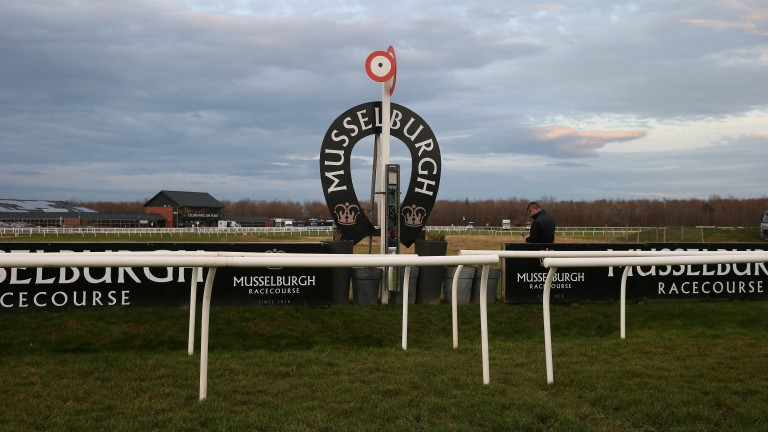 Musselburgh: hosts a six-race card on Friday
