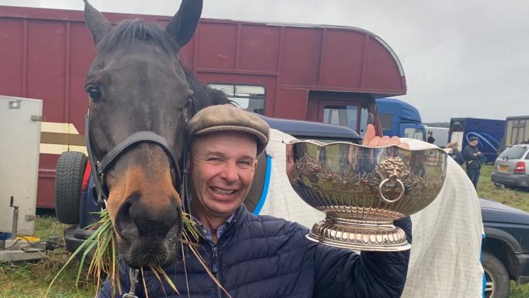 Luke Harvey has nominated his ten horses to follow