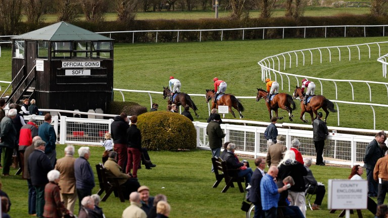 Market Rasen: set to stage a seven-race card on Wednesday