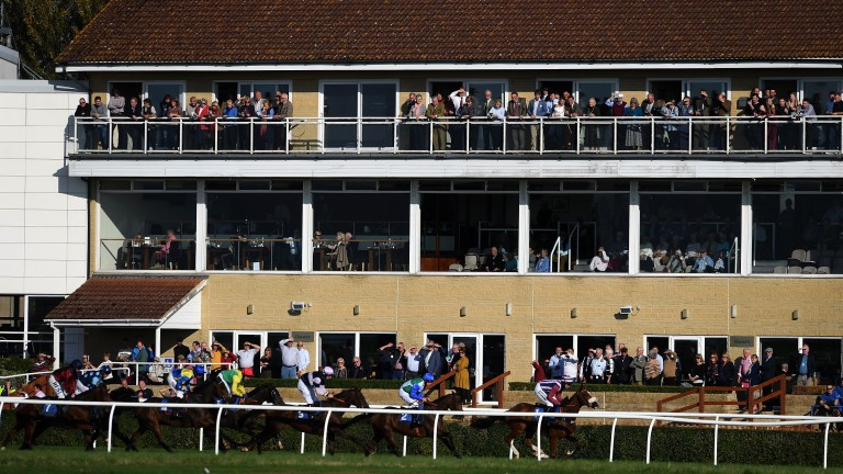 Wincanton: eight races supported by top trainers