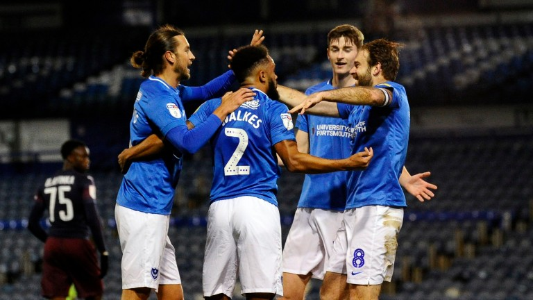 Portsmouth could be celebrating