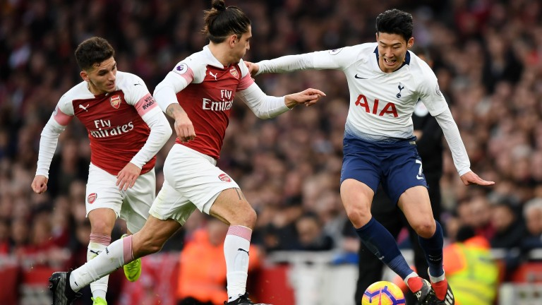 Heung-Min Son has been in fine form for Tottenham