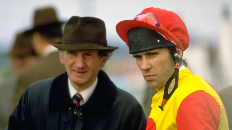 Martin Pipe and Peter Scudamore changed the face of jump racing