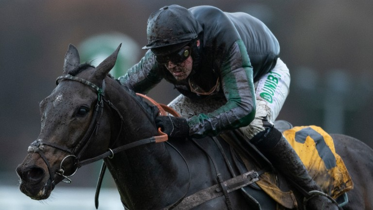 """Altior is """"2,000-1"""" to run in the King George according to Nicky Henderson"""