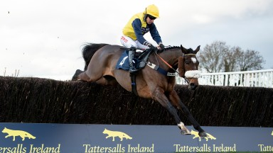 Charbel: landed his first Graded success in the Peterborough Chase