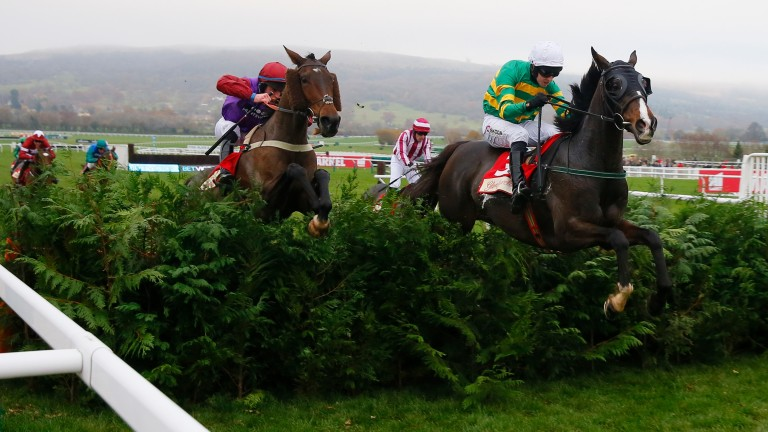The Glenfarclas Cross Country Handicap Chase is now set to take place on Sunday