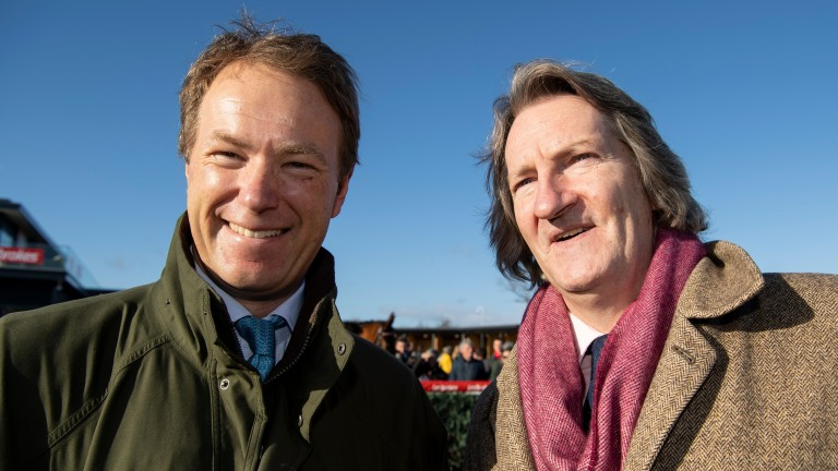 Alex Frost (left) and Eamonn Wilmott head the Alizeti Group