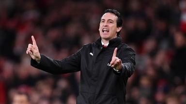 Arsenal boss Unai Emery has some tough decisions to make