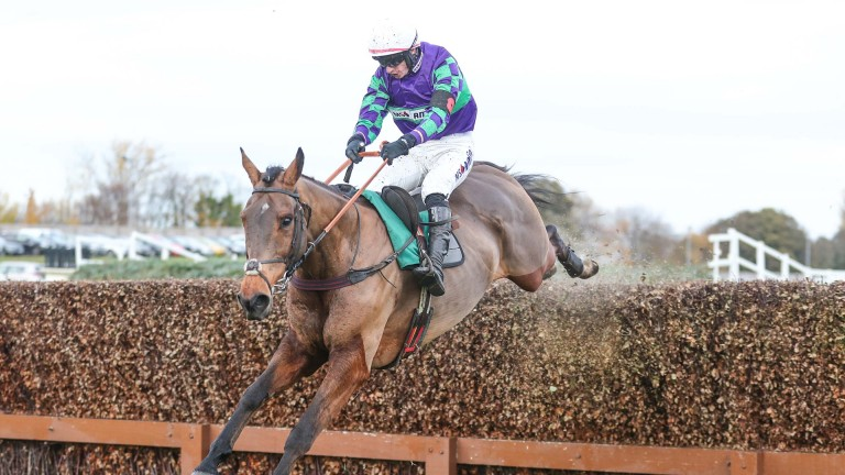 """War Sound: """"This season he put up the most fantastic performance of his life to win at Aintree"""""""