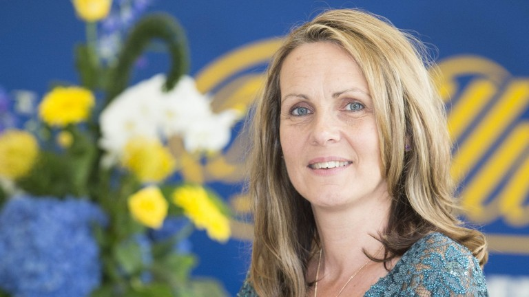 Nicola Frampton: leaving William Hill after ten years