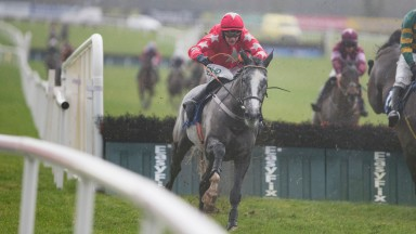 Dunvegan and Paul Townend land the 2m4f maiden hurdle at Fairyhouse for Pat Fahy