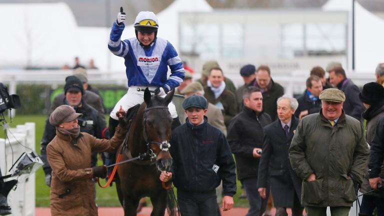 Frodon will face a new test at Cheltenham on Saturday