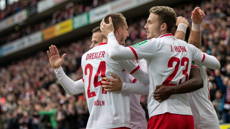 Cologne are a short price to see off Magdeburg