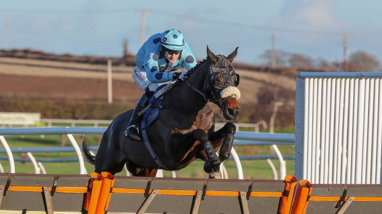 Xpo Universal and Aaron Anderson win at Kelso last month