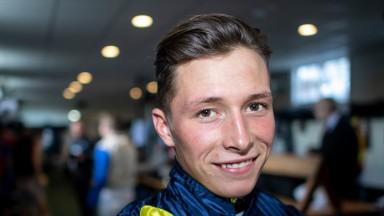 Jason Watson : new first jockey to Roger Charlton  Pic: Edward Whitaker