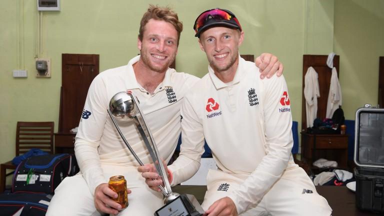 England Test stars Jos Buttler and Joe Root are teammates at Sydney Thunder