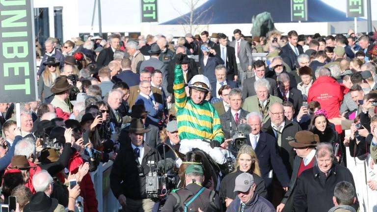 Buveur D'Air: может стать шестой лошадью, чтобы выиграть барьер чемпиона три раза, если удастся в марте