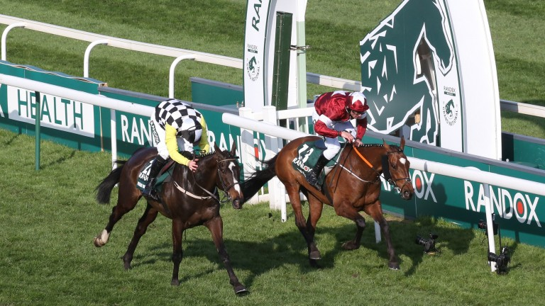 Tiger Roll bids to complete a rare Grand National/Cheltenham Festival double