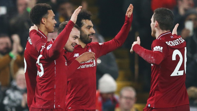 Liverpool are favourites to win the Premier League