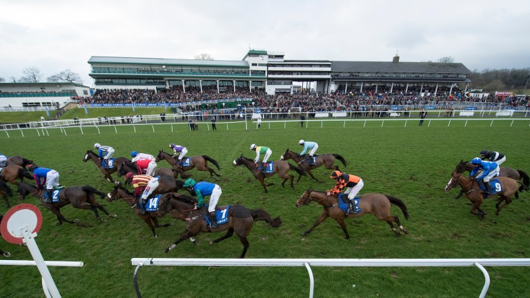 Chepstow: stages a seven-race card on Tuesday