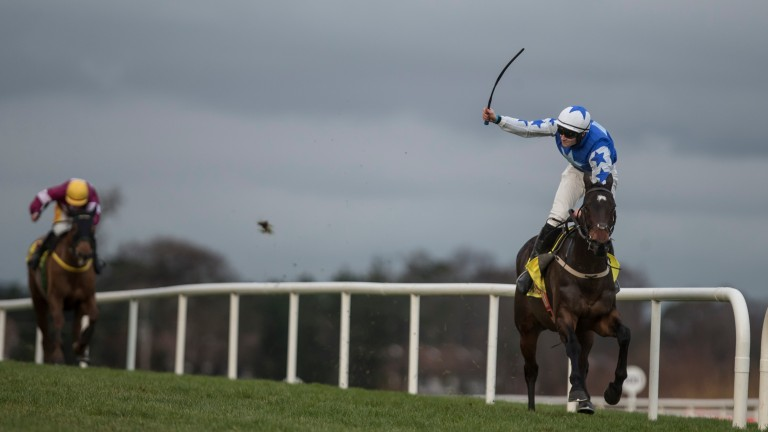 Kemboy pictured winning the Savills Chase in 2018