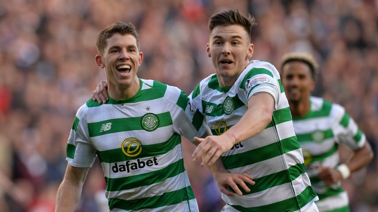 Celtic could be celebrating another Old Firm victory
