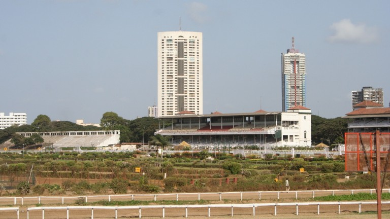 Racing was cancelled at Mahalaxmi racecourse after police arrested layers last Friday