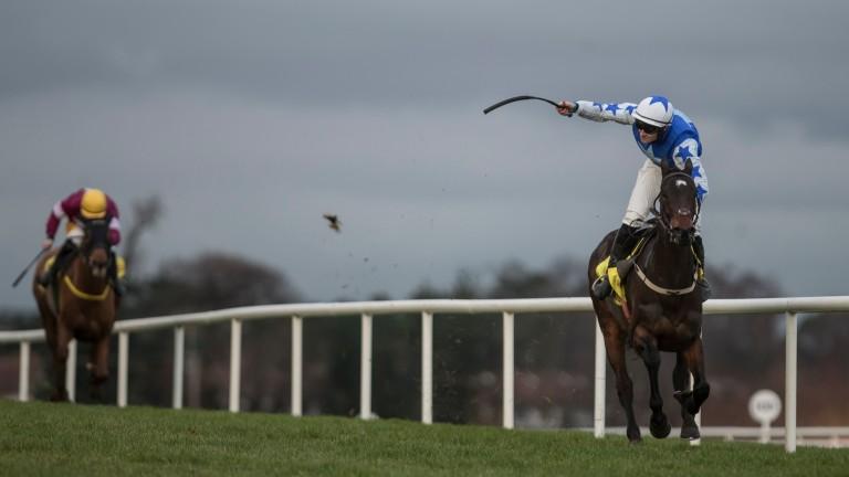 Kemboy: an impressive winner of the Savills Chase last time