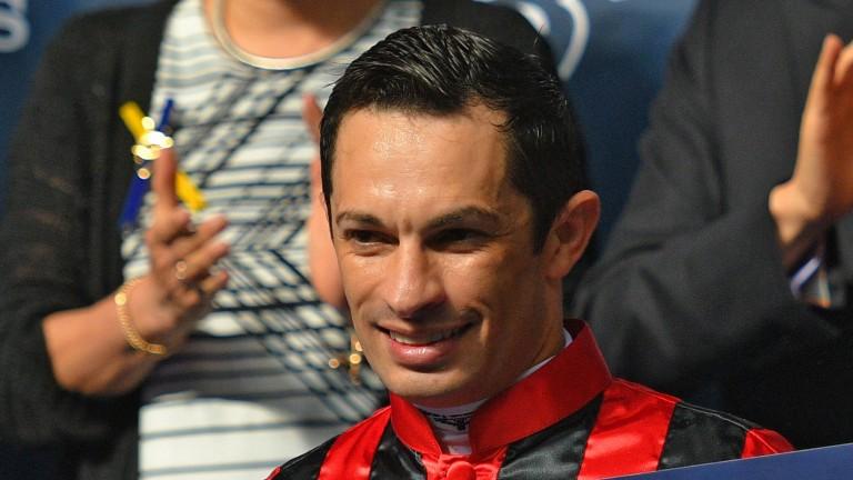 Silvestre de Sousa: three-time champion jockey