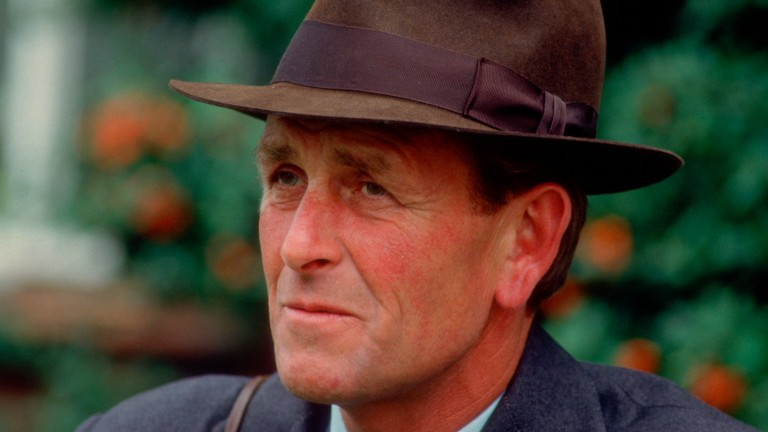 John Dunlop: won the 1999 Lincoln with future Group 3 winner Right Wing