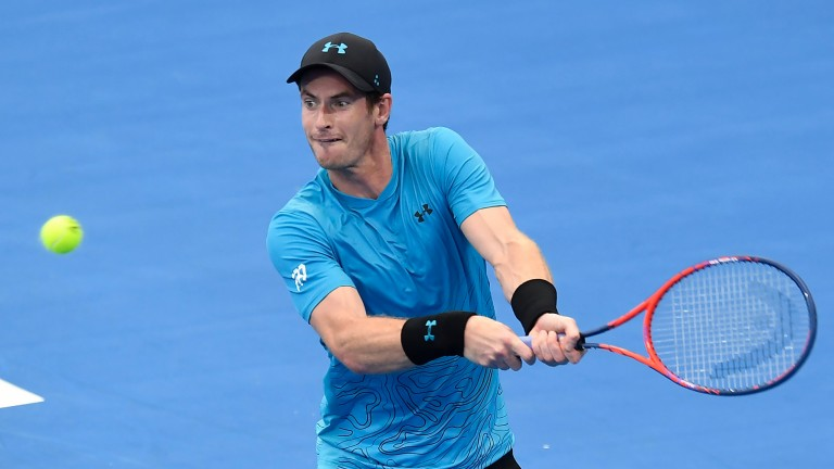 Andy Murray opens against Roberto Bautista Agut in the Australian Open