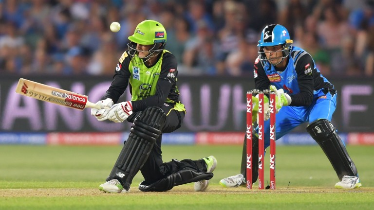 Sydney Thunder are hoping to see the best of England's Joe Root
