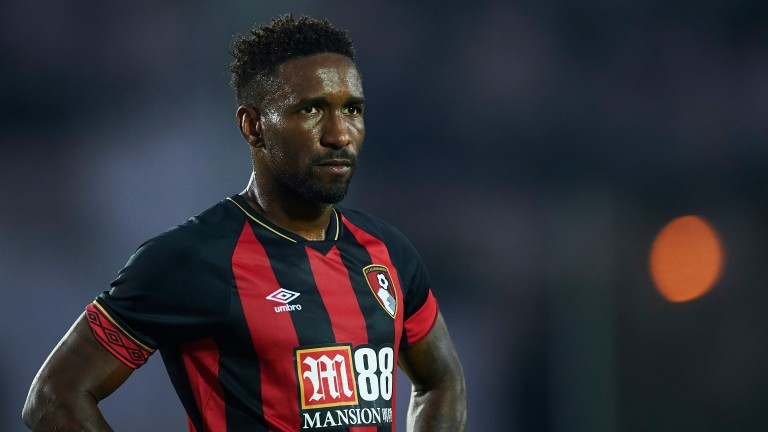 Jermain Defoe has found goals hard to come by at Bournemouth