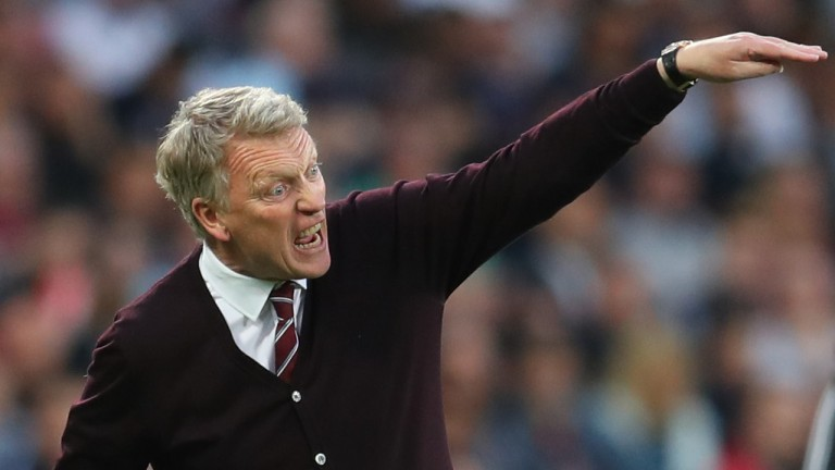 David Moyes is favourite to be the next West Ham manager