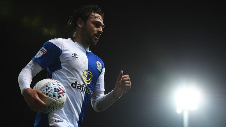 Blackburn's Bradley Dack has caught the eye of a number of top-flight teams