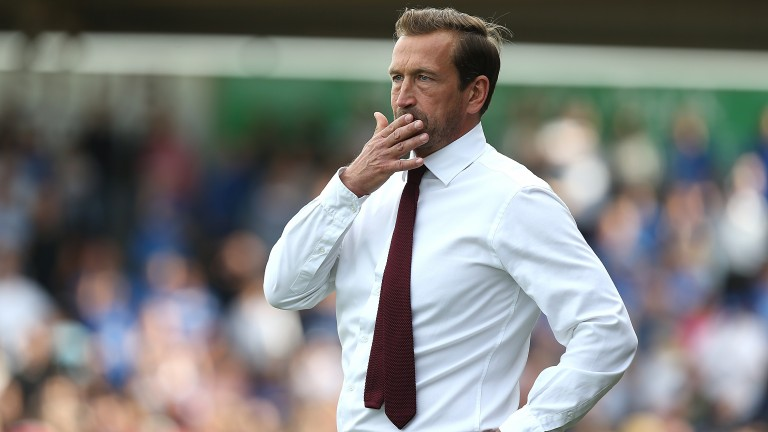 Justin Edinburgh's Orient side could be set for cup disappointment
